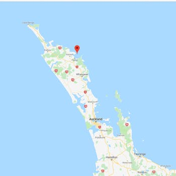Paihia/Bay of Islands