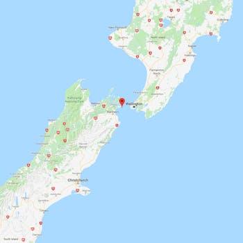 Picton/Marlborough Sounds