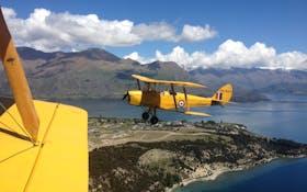 Aerobatic Plane Flights