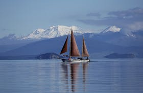 Lake Taupo Sailing