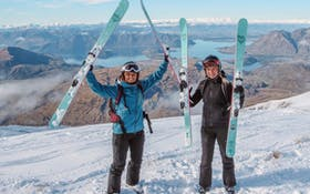 Ski / Board Hire & Lessons