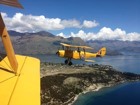 Tigermoth Scenic Flight & Picnic