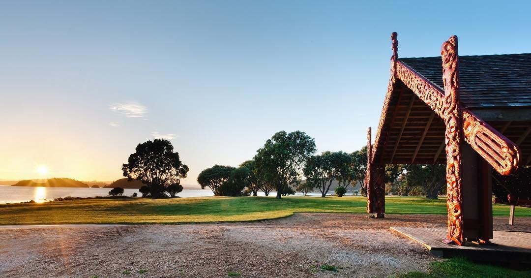 Visit the Waitangi Treaty Grounds (Included)