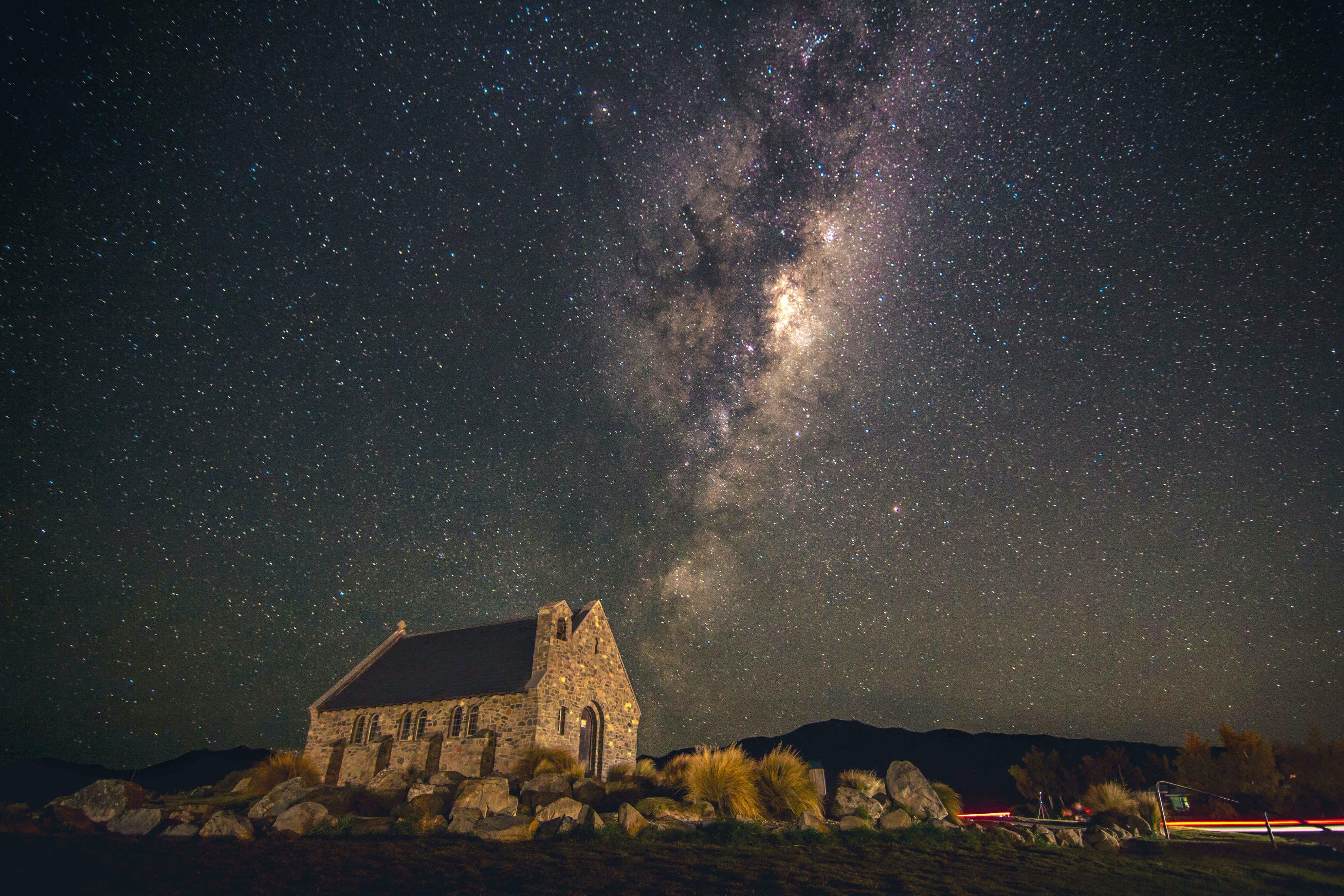 Stay in an International Dark Sky Reserve (Guide Pick)