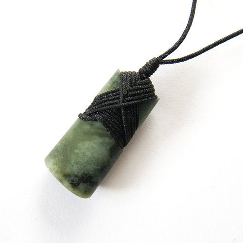 Create your own greenstone souvenir (Guide Pick)