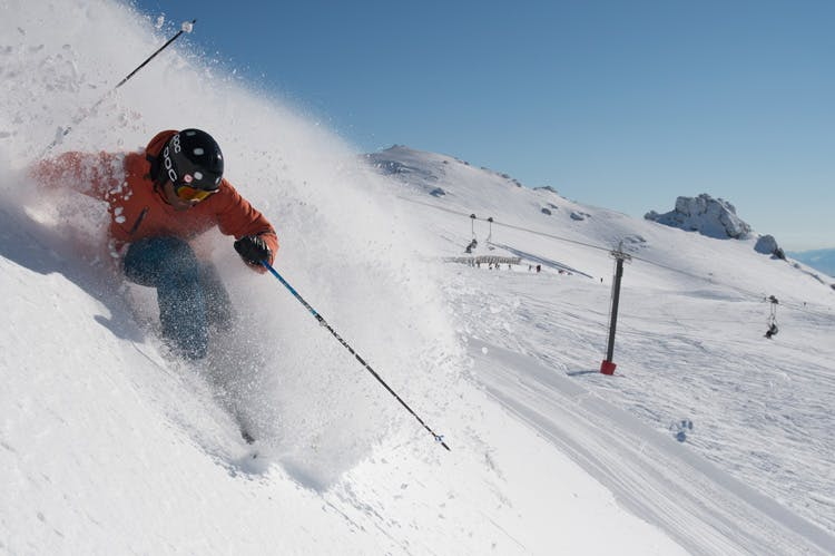 The Best of South Island Skiing & Snowboarding