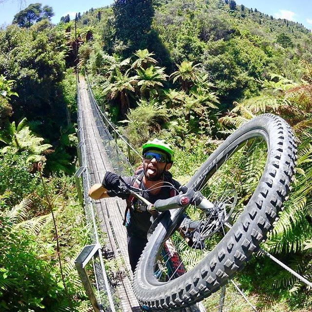 The Enigmatic Bridge To Nowhere Track