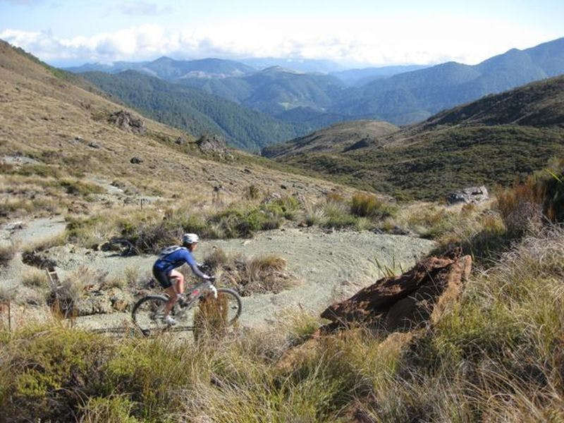 The Picturesque Climb Along New Zealand's 1st Railway Line