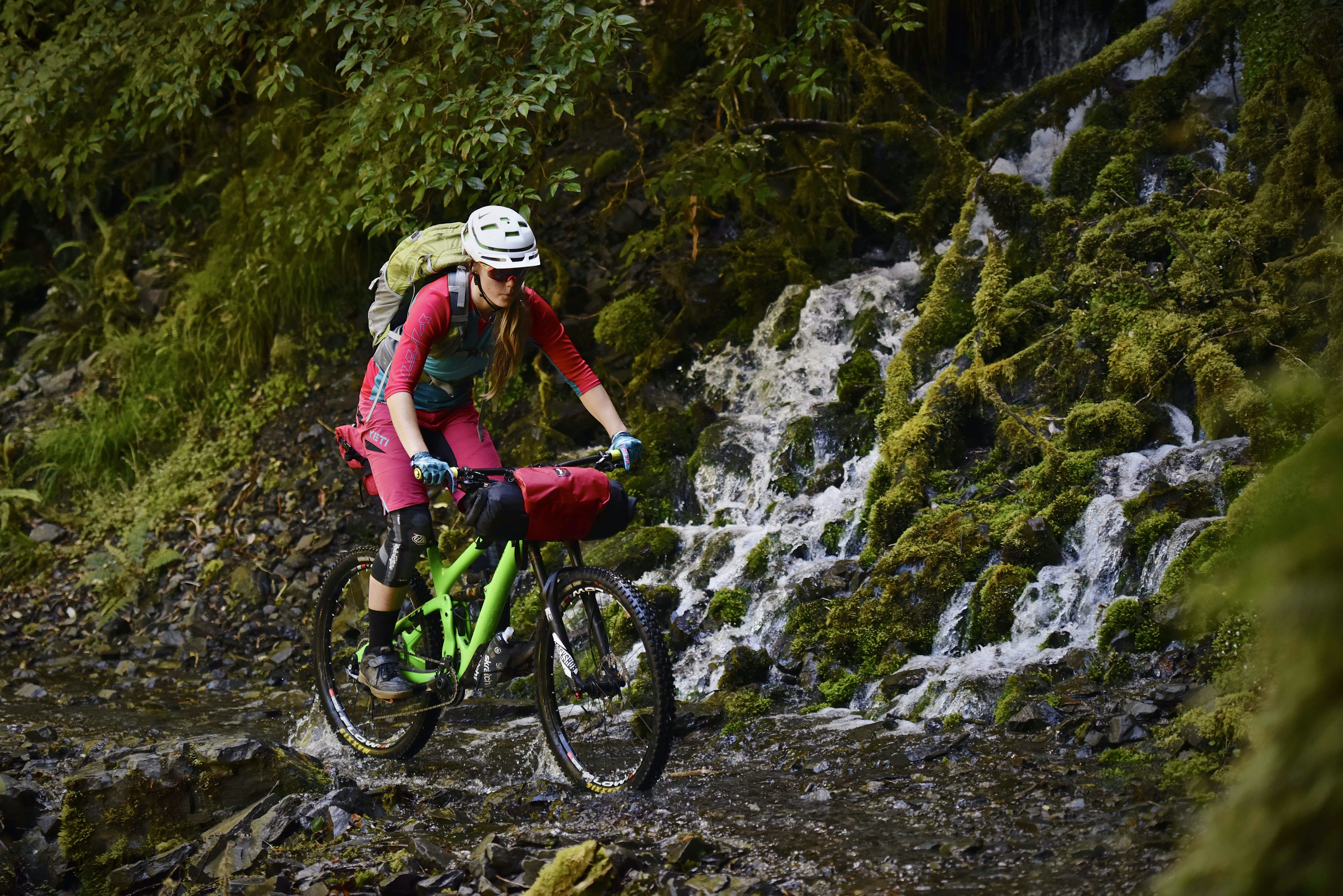 Ride a Long-forgotten Gold Miners' Road